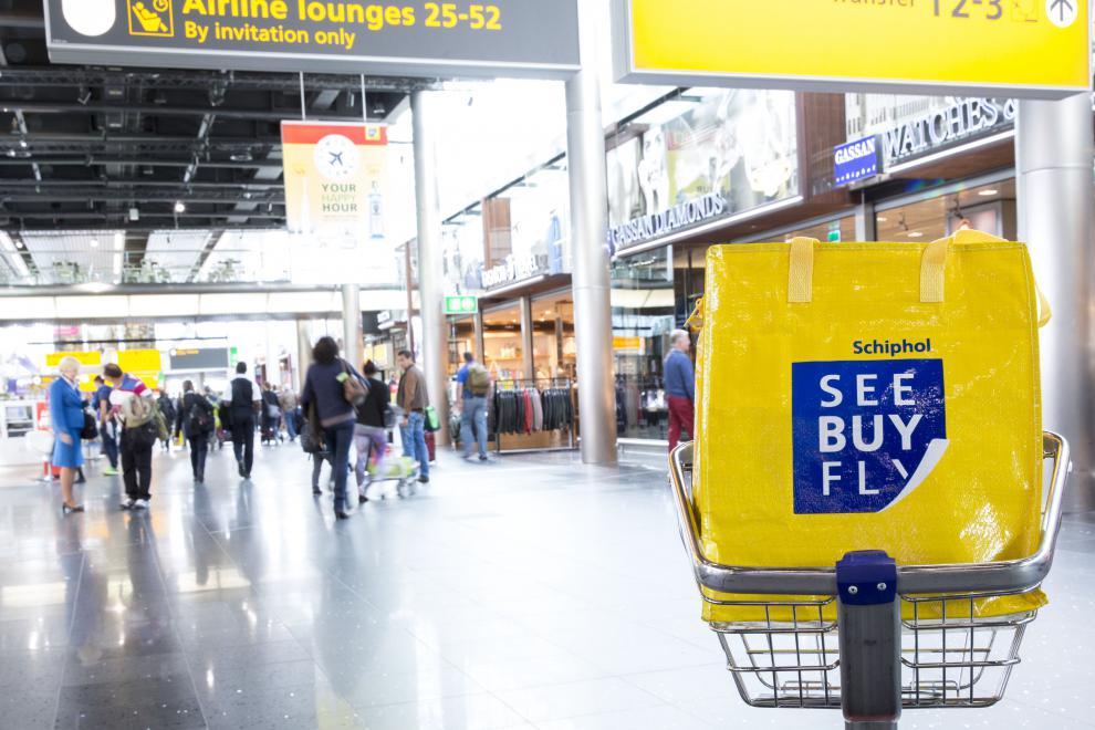 Tax free winkelen en vliegen