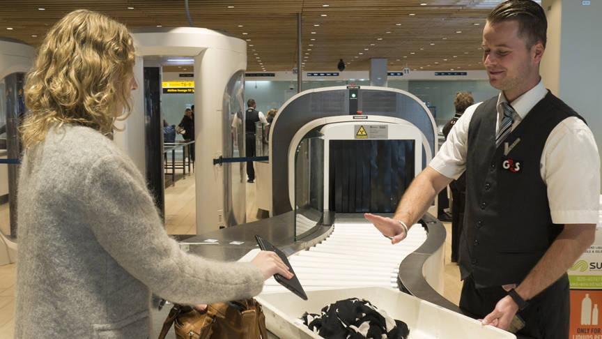 schiphol handbagage scanner