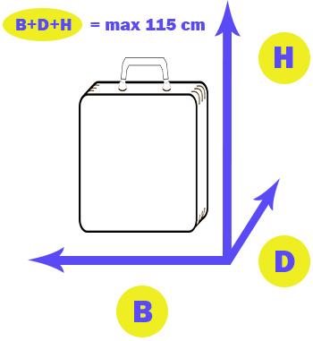 BDH 115cm