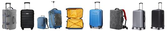 koffers IATA standaard